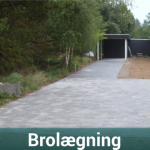 Tilbud på brolægning i Svendborg