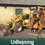 Udlejning af maskiner i Svendborg